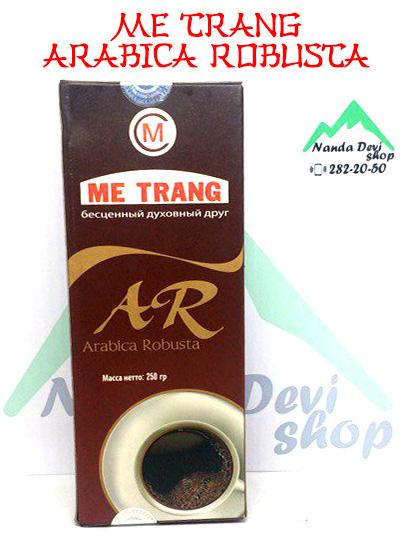 Me Trang arabica robusta