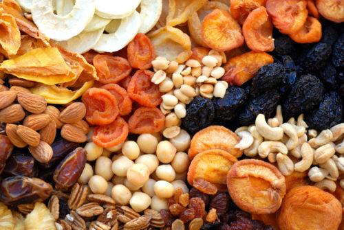 Сухофрукты\dried fruits